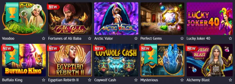 Казино Пин Ап (Pin Up Casino) официальный сайт - играть на деньги онлайн, регистрация, скачать